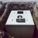 Cisterne  in cemento armato di sollevamento