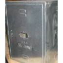 Cassonetti zincati gas, acqua 55 x 40 x 25