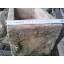 Pilozzo scolpito nella pietra