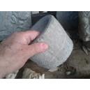 Contenitore  scolpito nella pietra