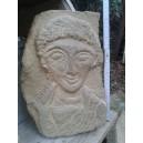 Madonnina scolpita nella pietra dura