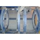 Macchina per condotte in pressione in polietilene noleggio