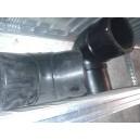 Gomito 45° stampato Pe100 pn16 dm 200