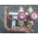Miscelatore acqua calda sanitaria